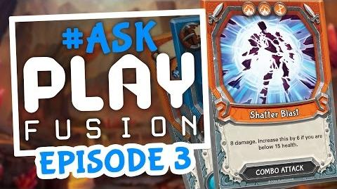 """How do Lightseekers card attacks work?"" AskPlayFusion Ep 3"