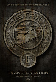 District 6 seal