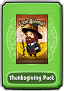 Thanksgiving Pack Selector