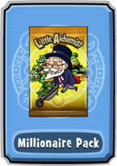 Millionaire Pack Selector