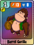 Barrel Gorilla