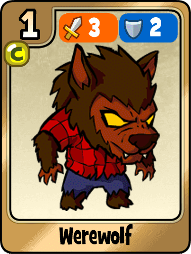 Werewolf | Lil' Alchemist Wiki | FANDOM powered by Wikia