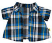 B Dog Shirt