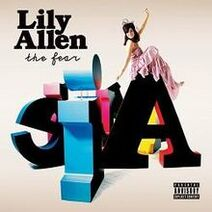 220px-Lily Allen - The Fear