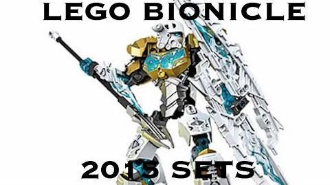 Bionicle 2015 stes, Lewa, tahu, Kopaka, Pohatu, Gali and Lord of Skull Spiders
