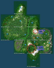Map-quest8 to quest9