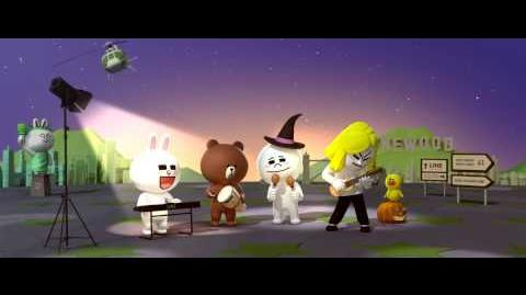 LINE - Hello, Friends in Tokyo 04 Opening 2