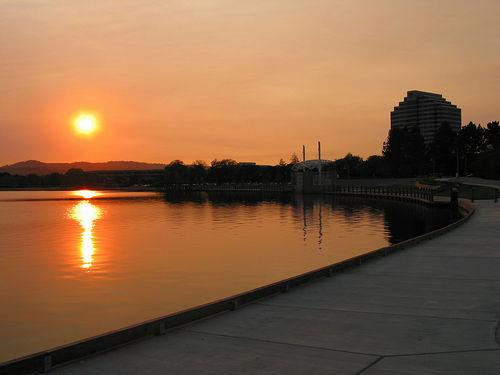File:Orange Sunset.jpg