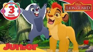 The Lion Guard Zuka Zama Zom Zom Zom Song Disney Junior UK