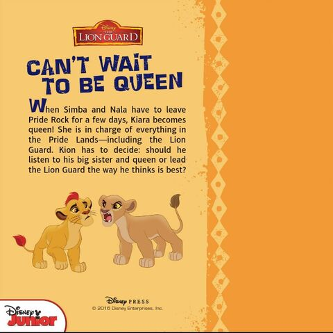 File:The lion guard can t wait to be queen back cover by findingserenity1998-da7f3c7.jpg