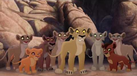 Kion VS Zira & the Outsiders
