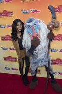 Diamond-white-at-the-lion-guard-return-of-the-roar-premiere-in-burbank-11-14-2015 6