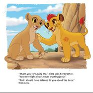 The lion guard can t wait to be queen page 21 by findingserenity1998-da7f30v