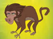 Baboon-p