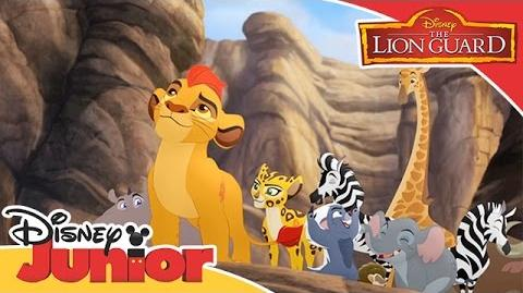 Here Comes the Lion Guard (Arabic)