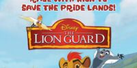 The Lion Guard (App)/Gallery