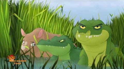 Beshte and Basi save Young Rhino