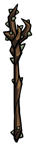 Staff-thorntrunk