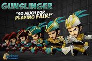 Slingergun