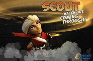 Scout Watch out