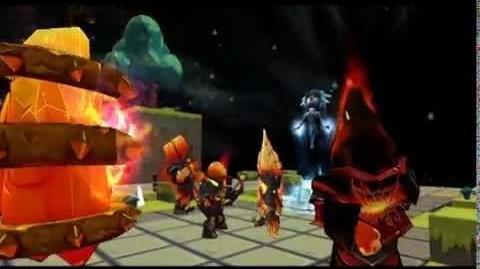 Lionheart Tactics - Rise of the Flamemancer