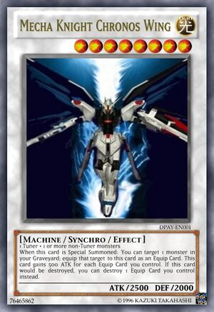 Chronos Wing