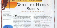 Why the Hyena Smells