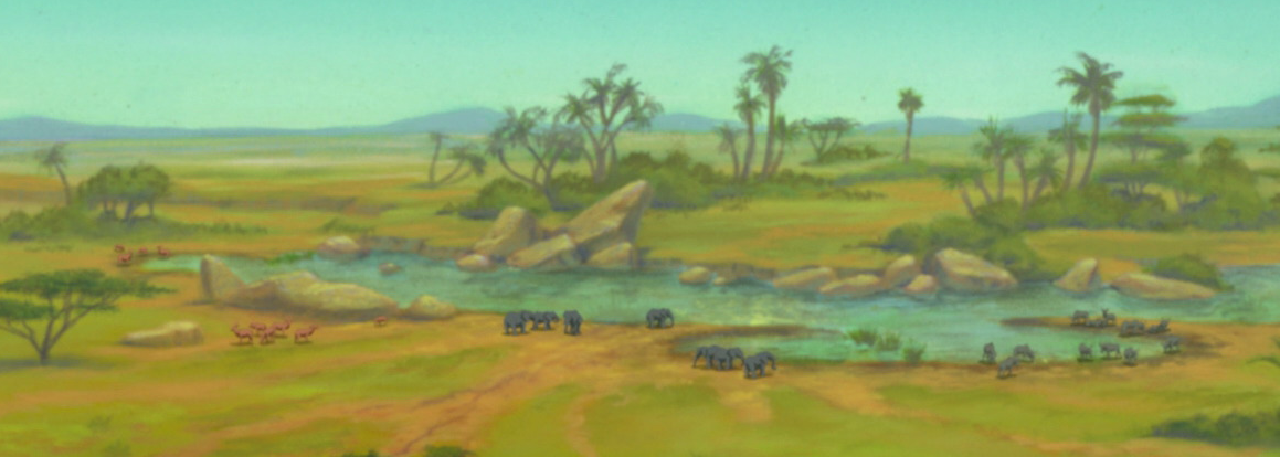 Water Hole | The Lion King Wiki | Fandom powered by Wikia