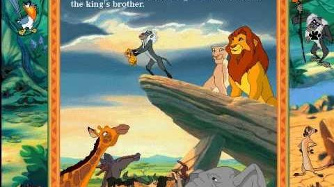 Disney Animated Storybook The Lion King - Part 1