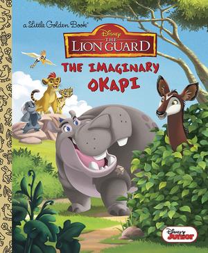 Imaginary Okapi book
