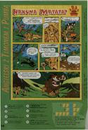 Timon n Pumbaa comic 4