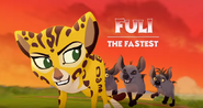 LionGuardFuliFastest