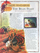 The Bean Feast 1