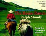 The Home Ranch audiobook cover