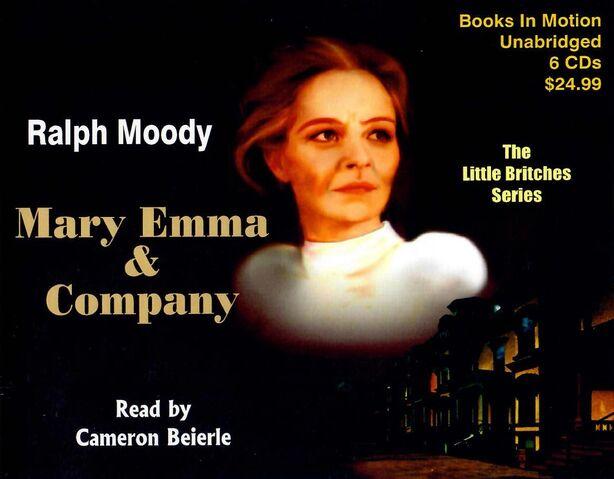 File:Mary Emma & Company audiobook cover.jpg