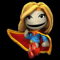 SupergirlPose