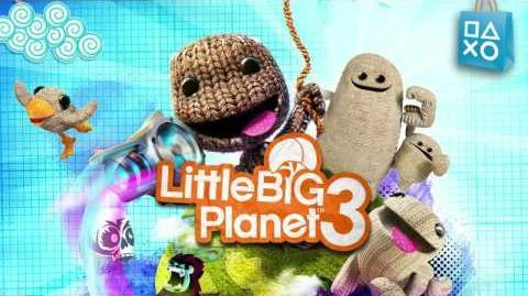 LittleBigPlanet 3 Soundtrack - Newtons's Theme