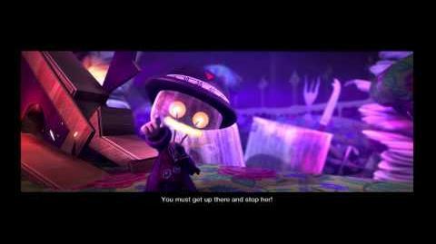 LittleBigPlanet™3 The Gates of Stitchem Manor