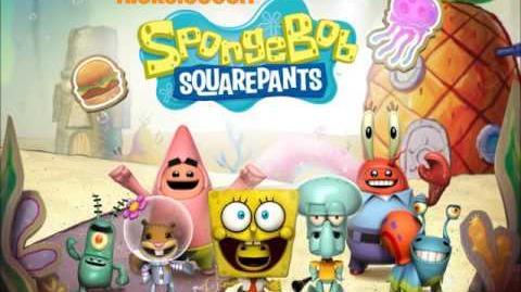 LittleBigPlanet 3 Spongebob Squarepants Level Kit - Shanty Town
