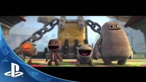 LittleBigPlanet 3 - The Journey Home