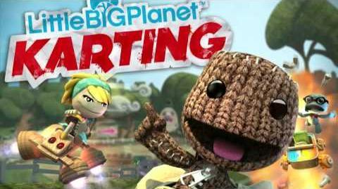LittleBigPlanet Karting Soundtrack - Victoria's Laboratory Remix