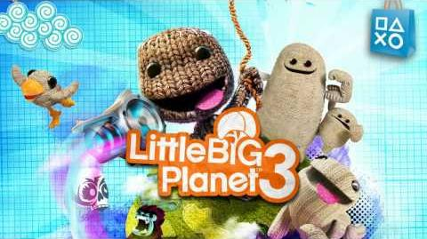LittleBigPlanet 3 Soundtrack - Steam Punk'd