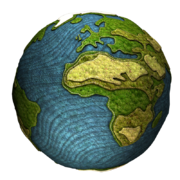 Cloth earth lbp1