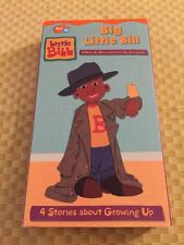 Little Bill Big Little Bill VHS