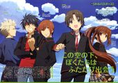 Little Busters Teaser 09