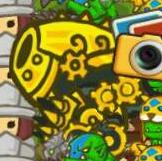 Golden cannon yueyen