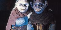 Ghoulies Lite and Dark
