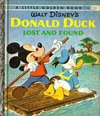 DonaldDuckLostFound