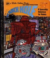 The Black Hole A Spaceship Adventure For Robots