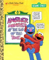 Another monster at the end of this book 2009 little golden book classic